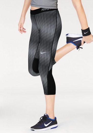 Nike Caprihose WOMEN NIKE PRO CAPRI STAIRSTEP