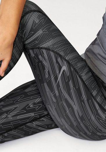 Nike Funktionshose WOMEN NIKE PRO HYPERCOOL TIGHT SKEW