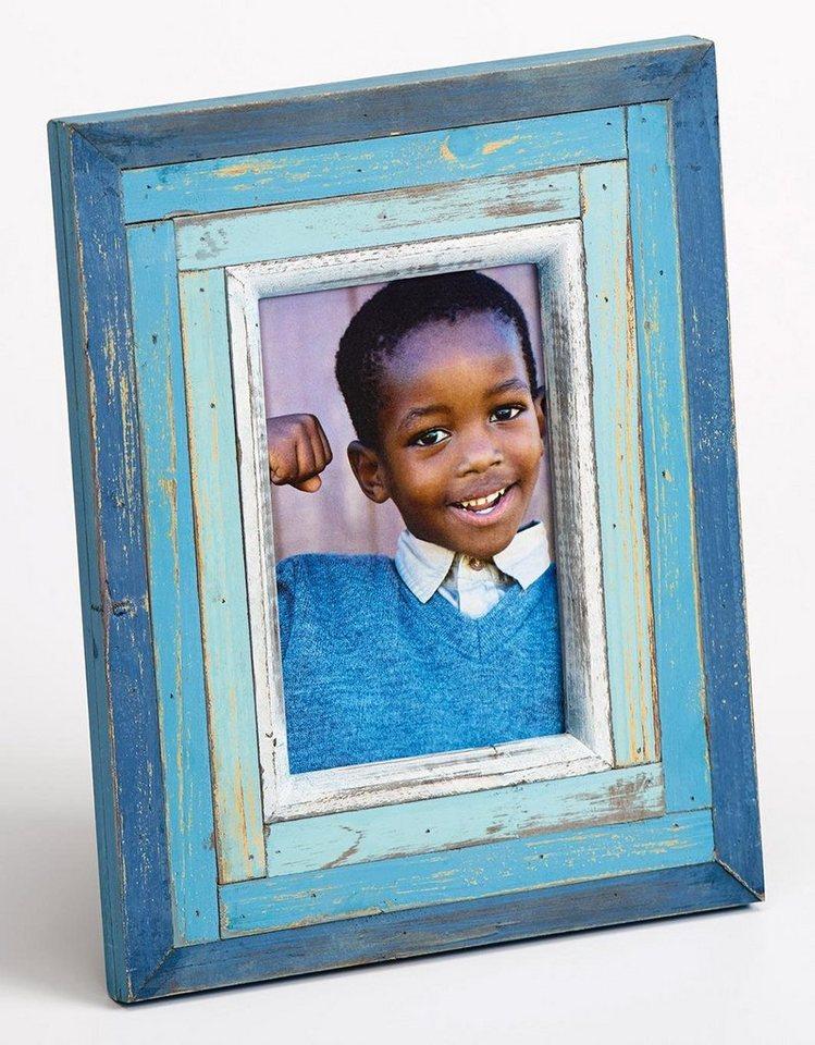 Home affaire Portraitrahmen »Ipe« in blau