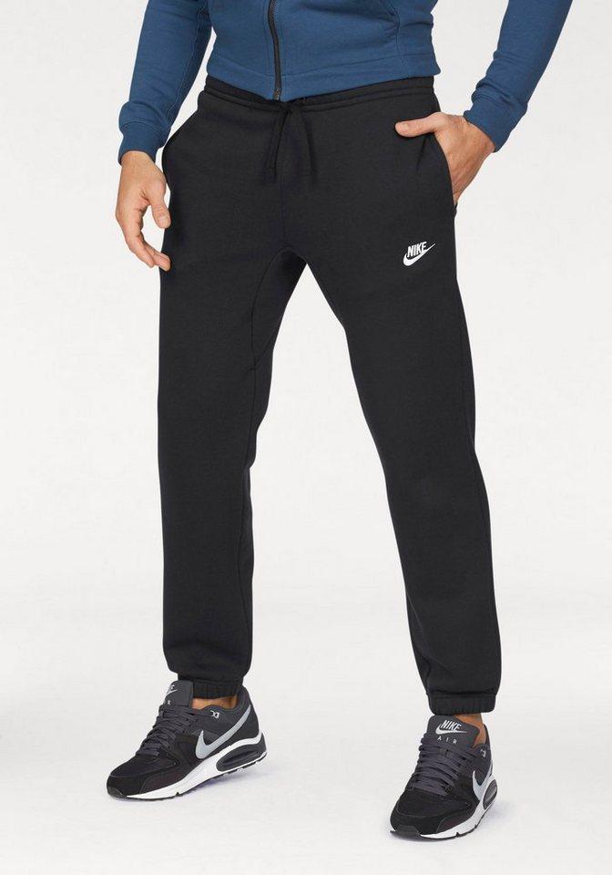 Nike Jogginghose »NSW PANT CUFF FLEECE CLUB« in schwarz