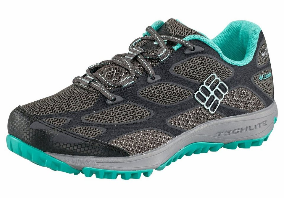 Columbia »Conspiracy IV Outdry« Outdoorschuh in anthrazit-mint