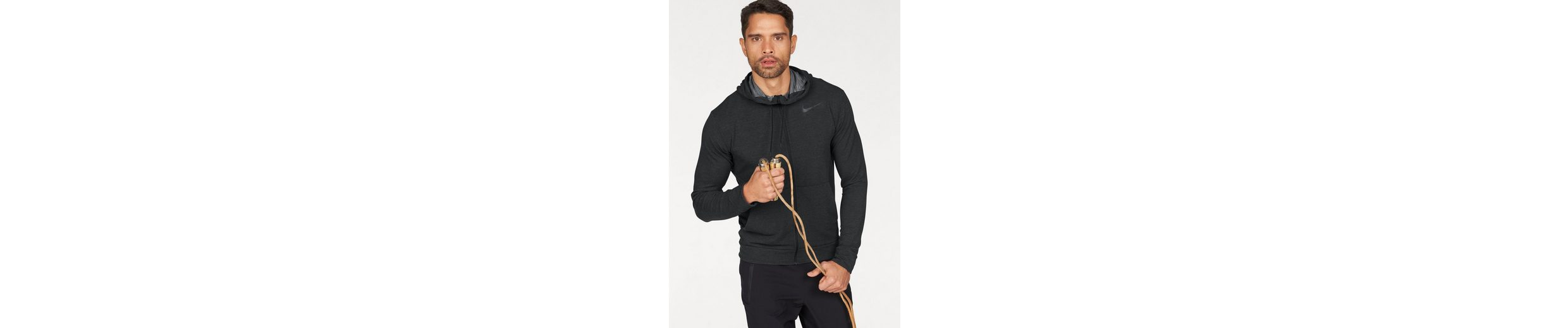 Nike Kapuzensweatjacke DRY-FIT FLEECE FZ HDYDRY-FIT FLEECE FZ HDY