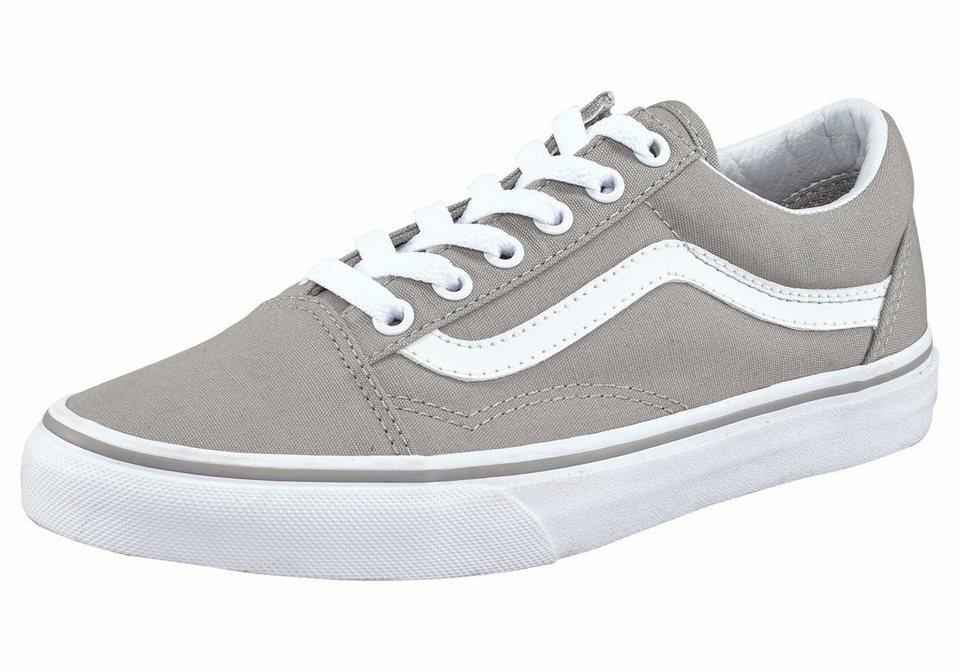 Vans »Old Skool« Sneaker in grau-weiß