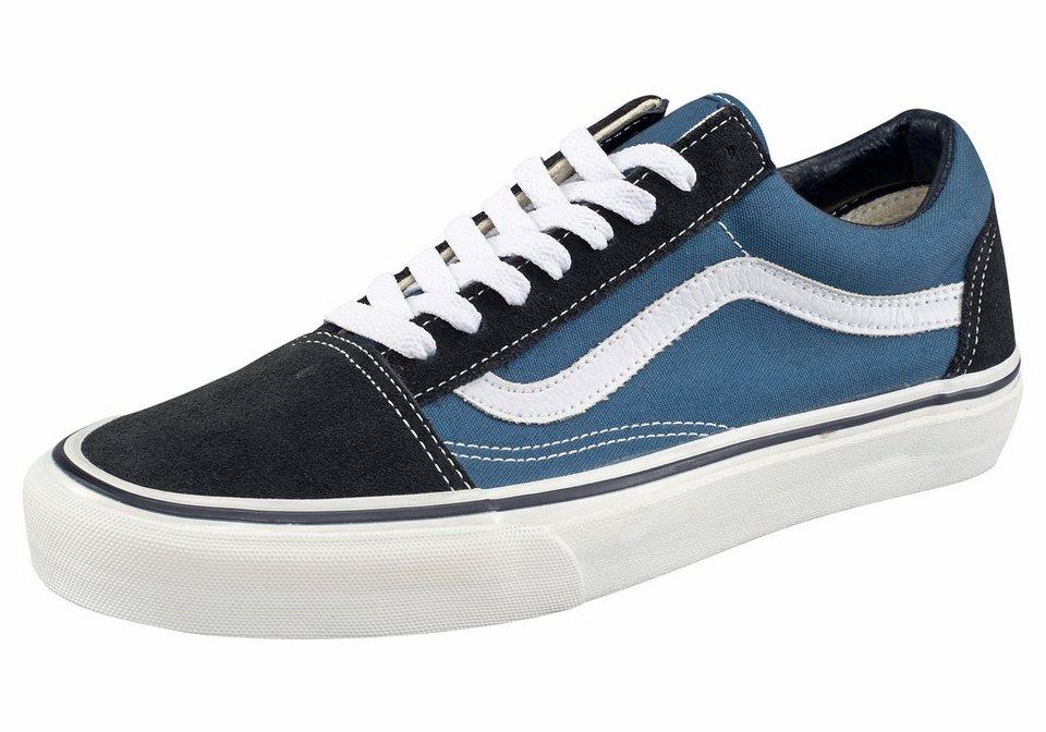 Vans »Old Skool« Sneaker in marine-blau