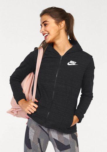 Nike Sportswear Kapuzensweatjacke WOMEN NSW AV15 JACKET KNIT