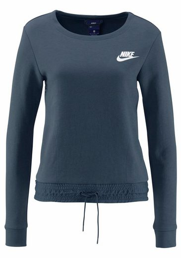 Nike Sportswear Rundhalspullover WOMEN NSW AV15 CREW FLC
