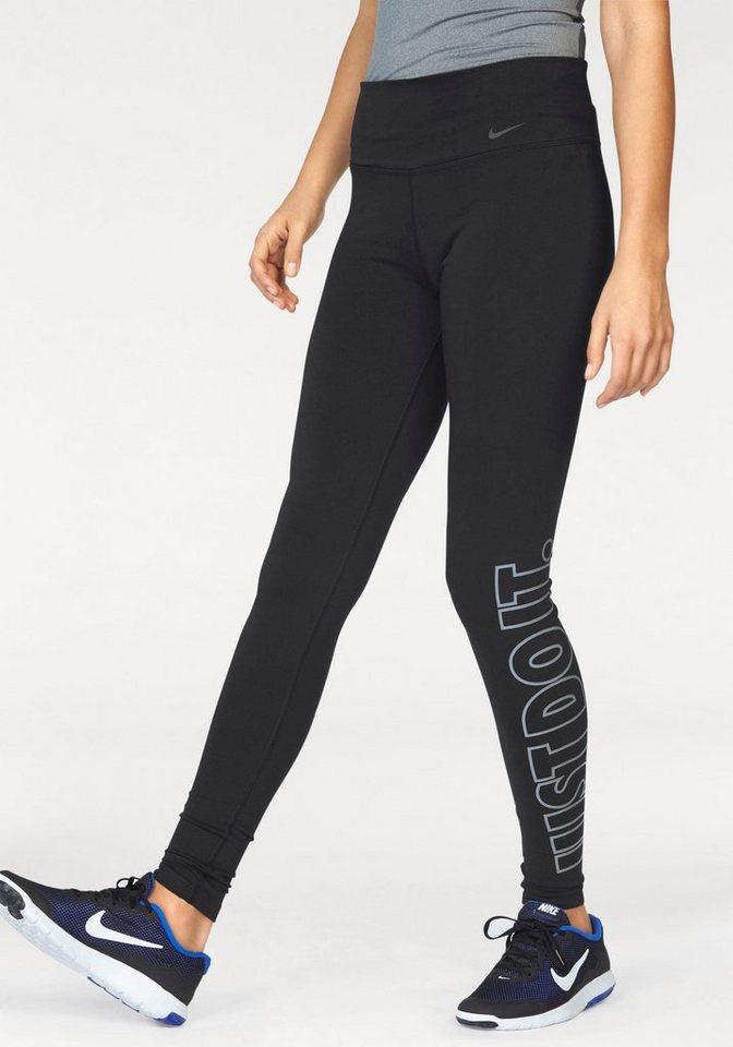 Nike Leggings »WOMEN NIKE DRY TIGHT DFC JDI GPX« in schwarz