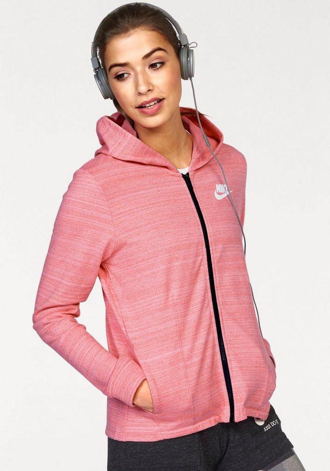 Nike Sportswear Kapuzensweatjacke »WOMEN NSW AV15 JACKET KNIT ... 85c4bcf758