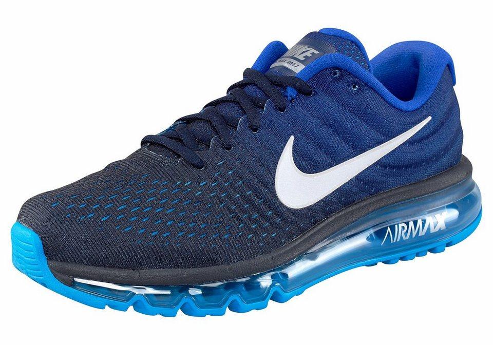 Nike »Air Max 2017« Laufschuh in blau