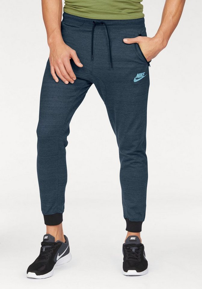 nike jogginghose men nsw av15 jogger knit kaufen otto. Black Bedroom Furniture Sets. Home Design Ideas
