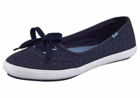 Keds Teacup Mini Daisy Sneaker