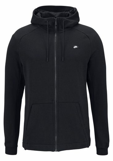 Nike Sportswear Hooded Sweat Jacket Men Nsw Modern Hoodie Fz Ft