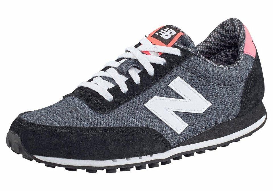 New Balance »WL420« Sneaker in anthrazit-meliert