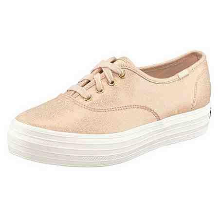 Damen: Plateau Sneaker