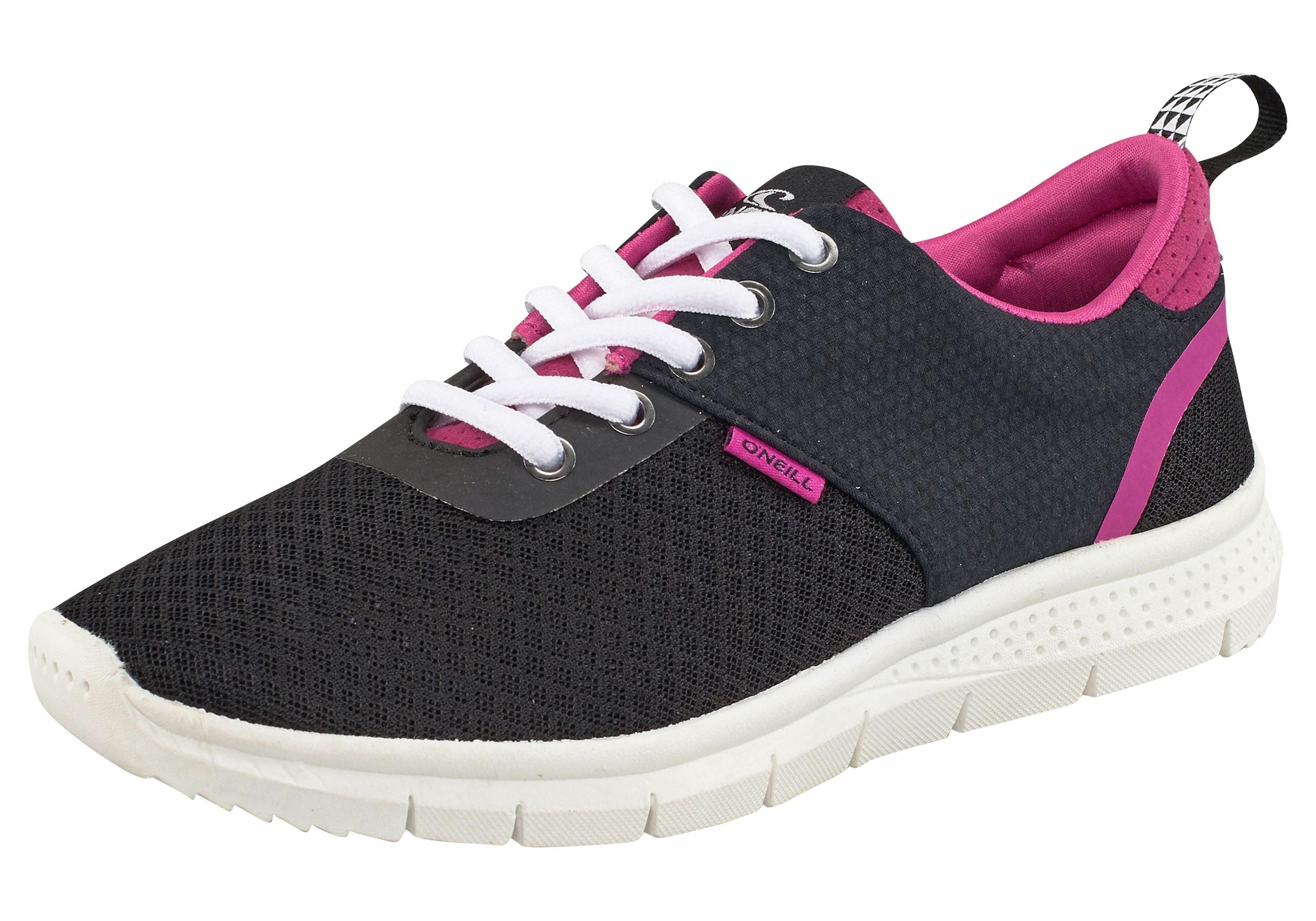 O'Neill Commuter LT W Sneaker online kaufen  schwarz-pink
