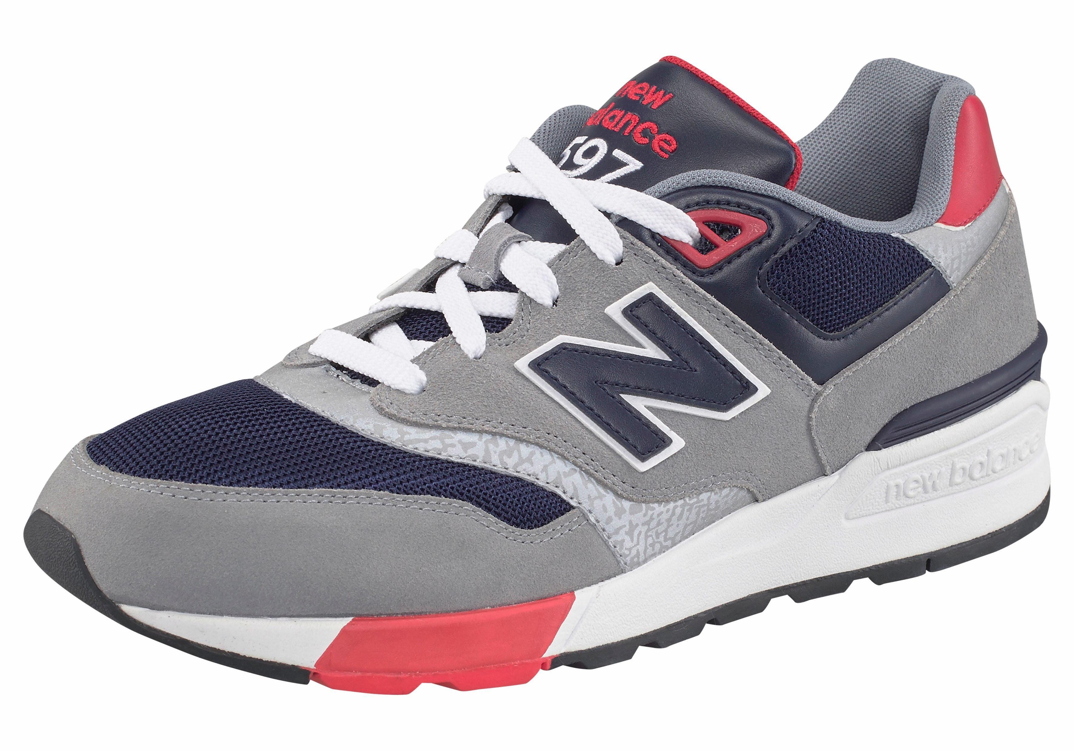 sneaker new balance rot