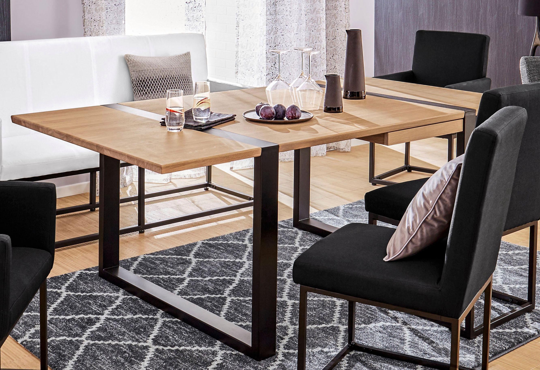 Guido Maria Kretschmer Home&Living Esstisch »Rava«, aus massiver Eiche online kaufen | OTTO