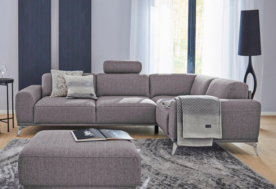 gmk home living polsterecke tea mit kopfst tze online kaufen otto. Black Bedroom Furniture Sets. Home Design Ideas