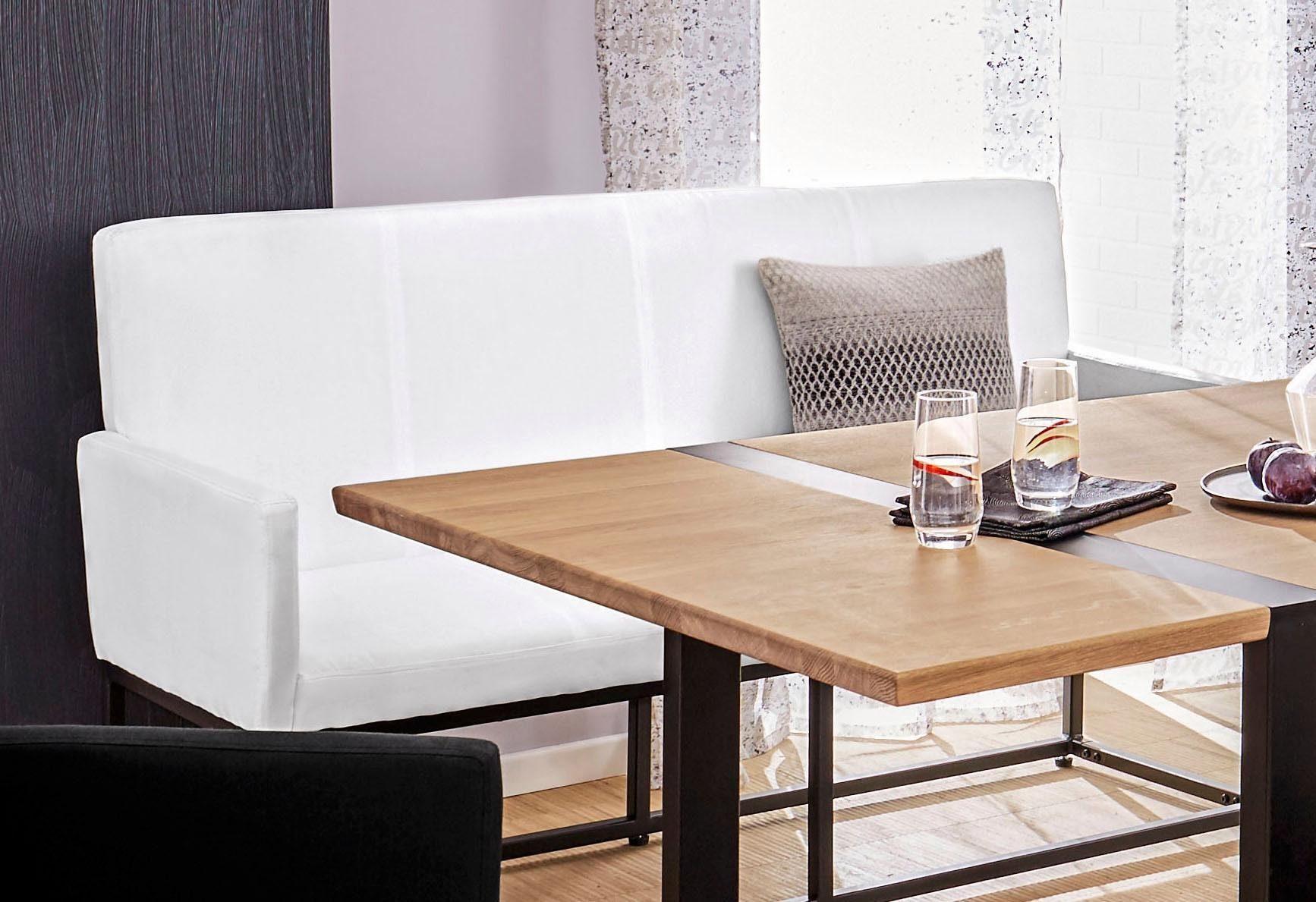 GMK Home & Living Sitzbank »Alva«, in zwei Farben und zwei Größen
