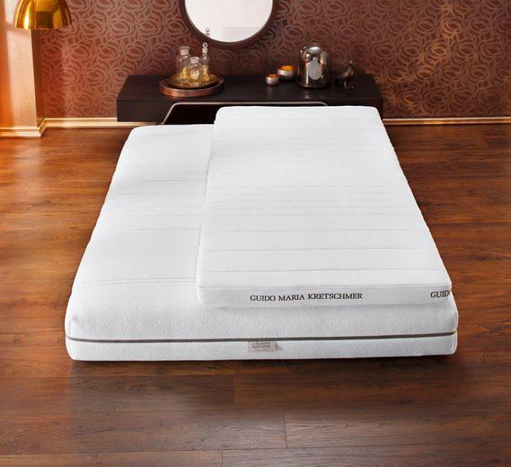 Komfortschaummatratze »Боди  Contour KS«, Guido Maria Kretschmer Home&Интерьер, 20 cm hoch, Raumgewicht: 30, (1-tlg), schön und komfortabel