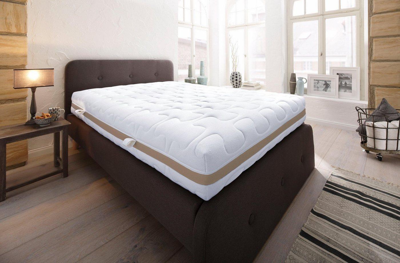 Matratzen - Komfortschaummatratze »Platin«, Beco, 25 cm hoch, Raumgewicht 40, (1 tlg), Zum Vorteilspreis für alle Härten Größen  - Onlineshop OTTO