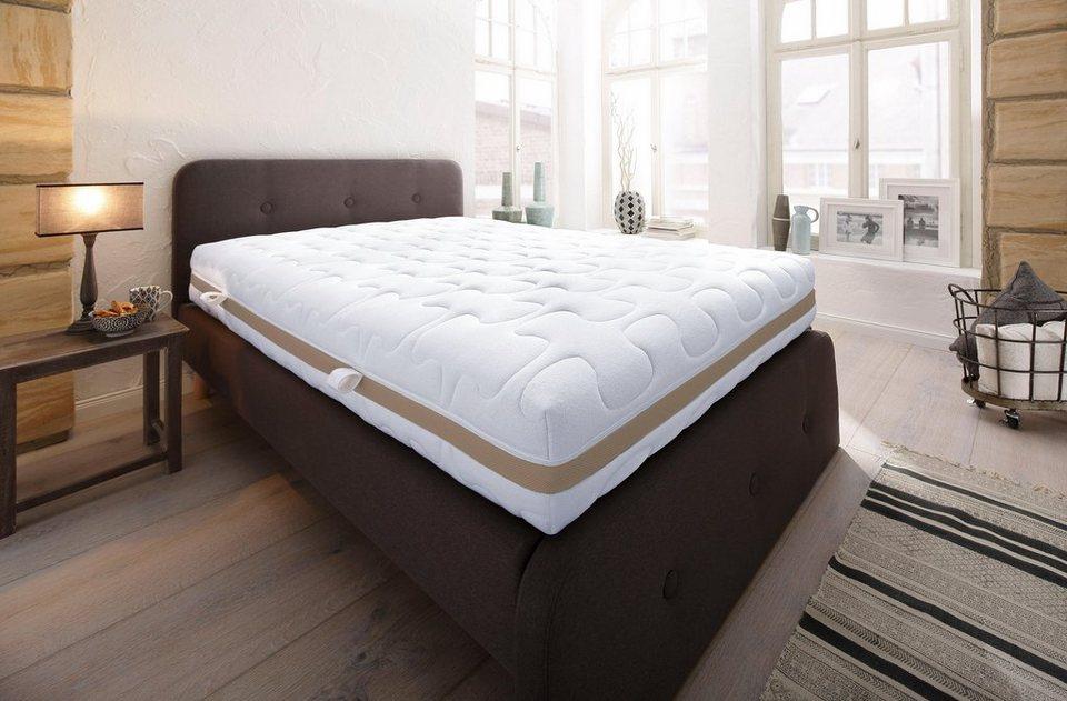 komfortschaummatratze platin beco 25 cm hoch raumgewicht 40 dauerhaft formstabil und. Black Bedroom Furniture Sets. Home Design Ideas