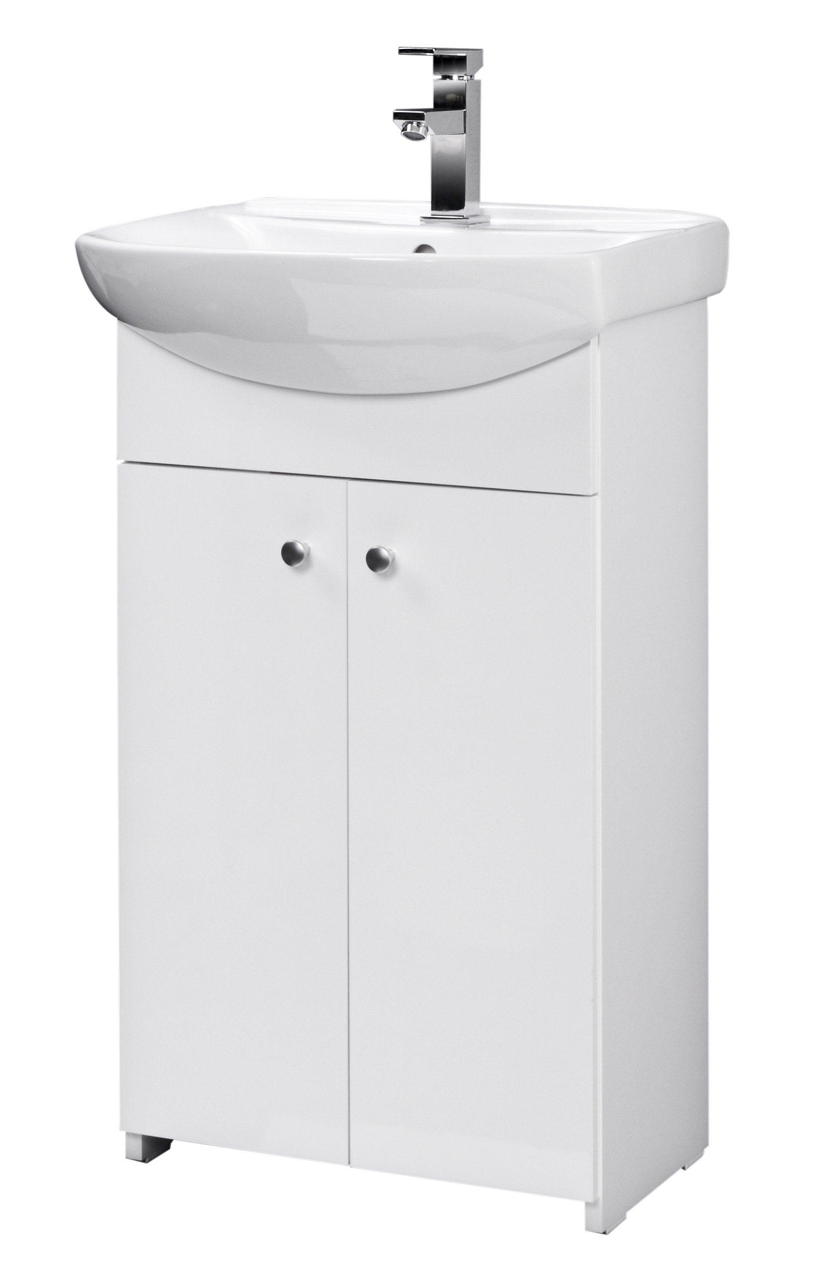 aquaform waschtisch maxi 2 breite 50 cm 2 tlg online kaufen otto. Black Bedroom Furniture Sets. Home Design Ideas