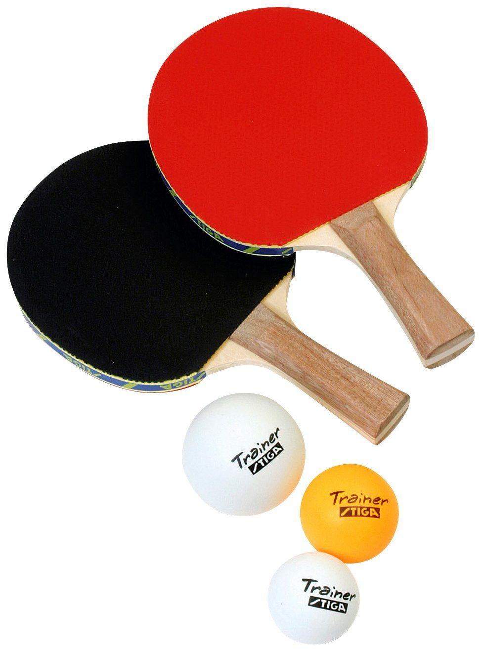 Tischtennisschläger »Stinger«, 2 Stk.