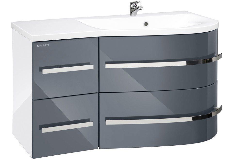 oristo waschtisch opal breite 90 cm 2 tlg otto. Black Bedroom Furniture Sets. Home Design Ideas