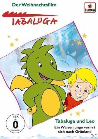DVD »Tabaluga - Tabaluga und Leo: Ein Waisenjunge...«