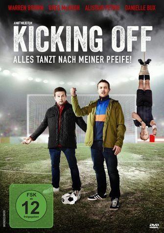 DVD »Kicking Off - Alles tanzt nach meiner Pfeife!«