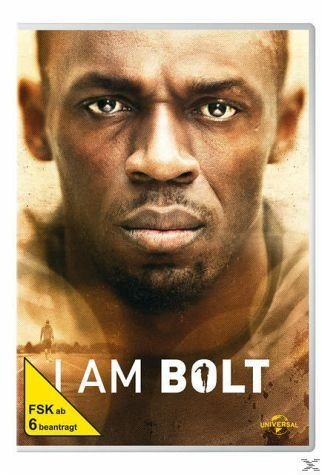 DVD »I Am Bolt«