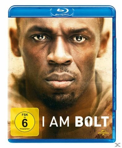 Blu-ray »I Am Bolt«