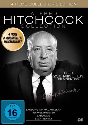 DVD »Alfred Hitchcock Collection, Vol.1 Collector's...«