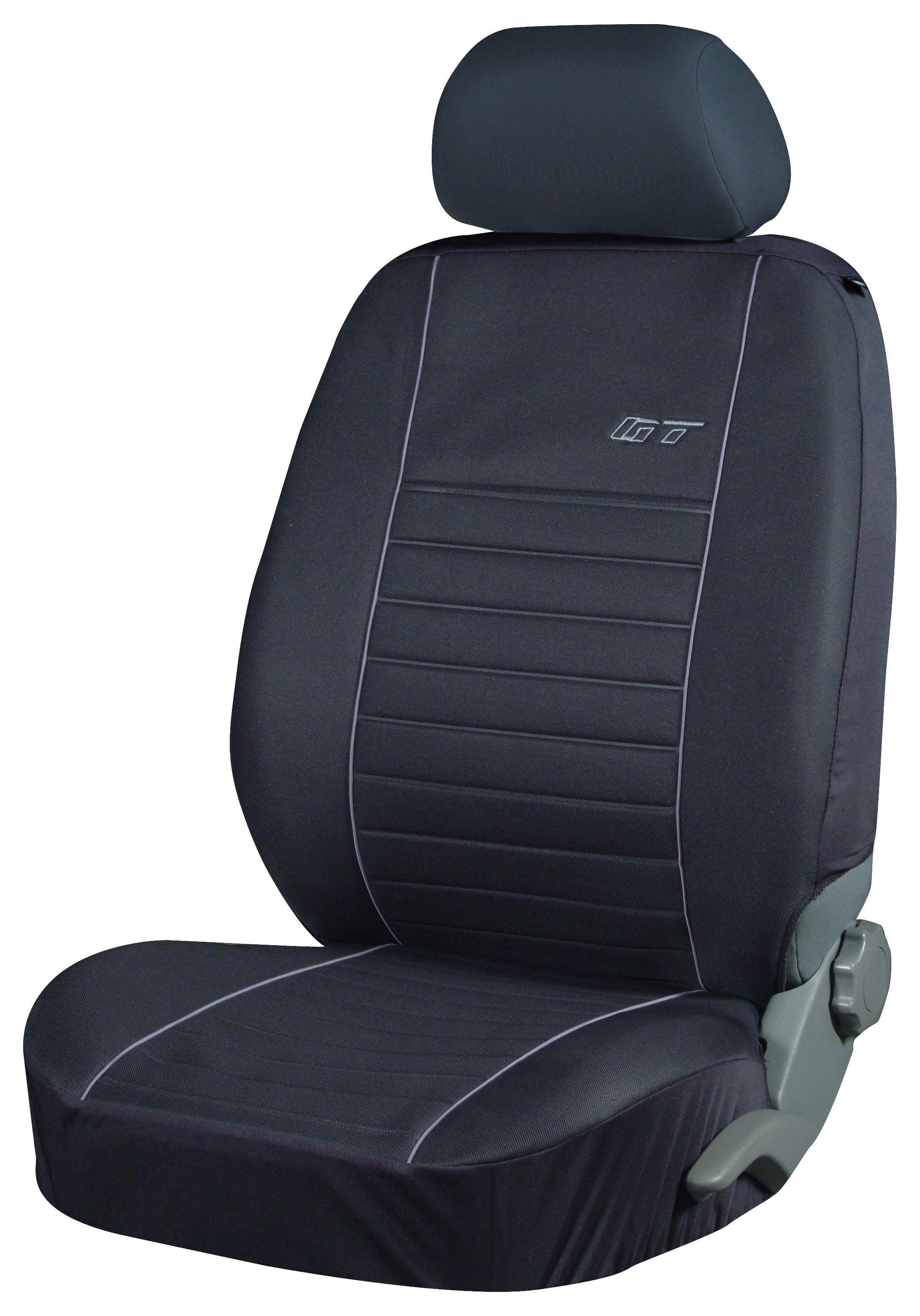 Rökü Set: Autositzbezug »Triangel, 11 tlg.«