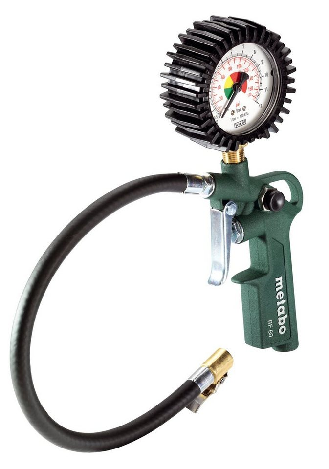 Reifenfüllmessgerät »RF 60« in grün