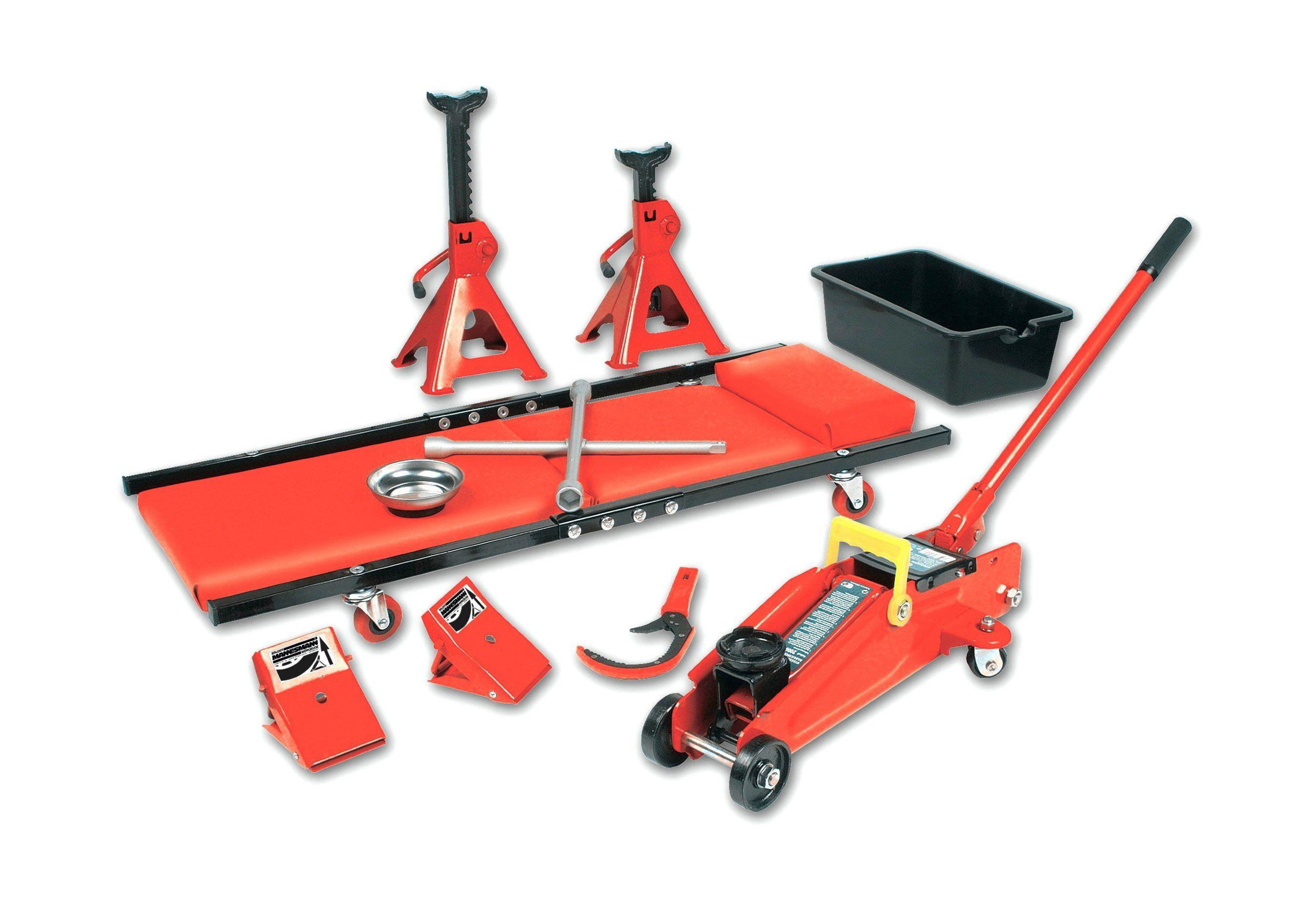 Brueder Mannesmann Werkzeuge Set: Autowerkstatt-Set »(10-tlg).«