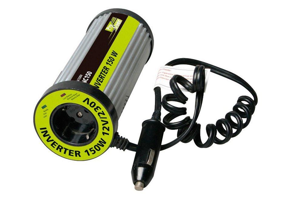 Spannungswandler »150 Watt« in grün
