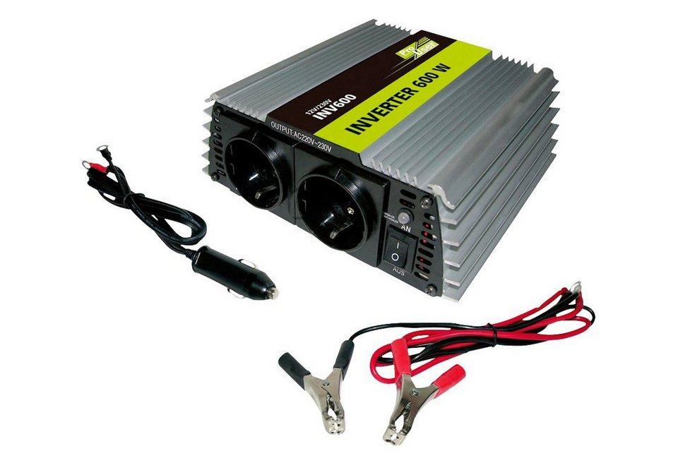 Spannungswandler »600 Watt« in grau