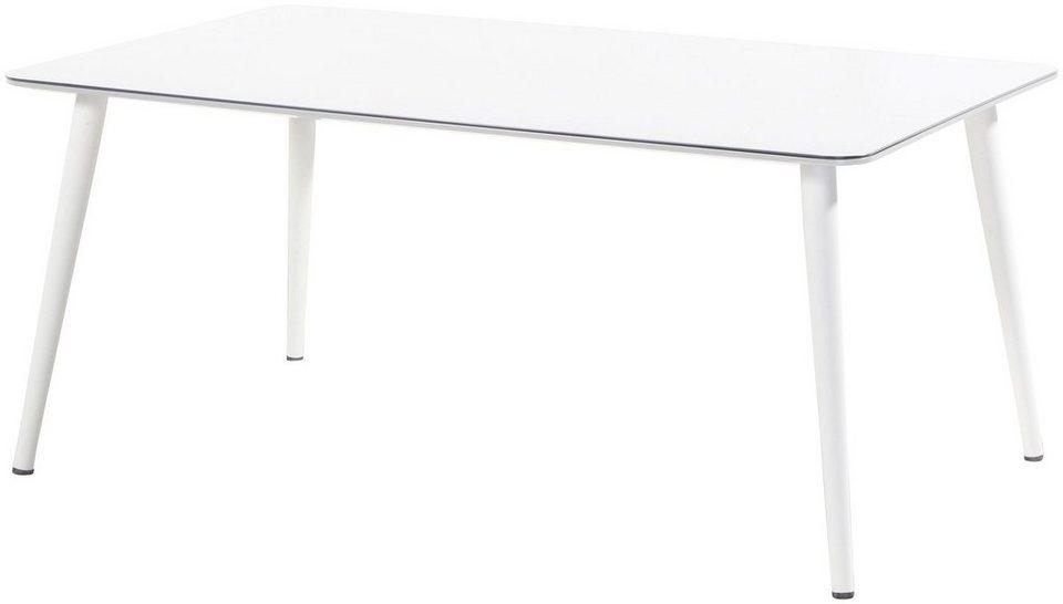 hartman gartentisch sophie studio aluminium 170x100 cm. Black Bedroom Furniture Sets. Home Design Ideas