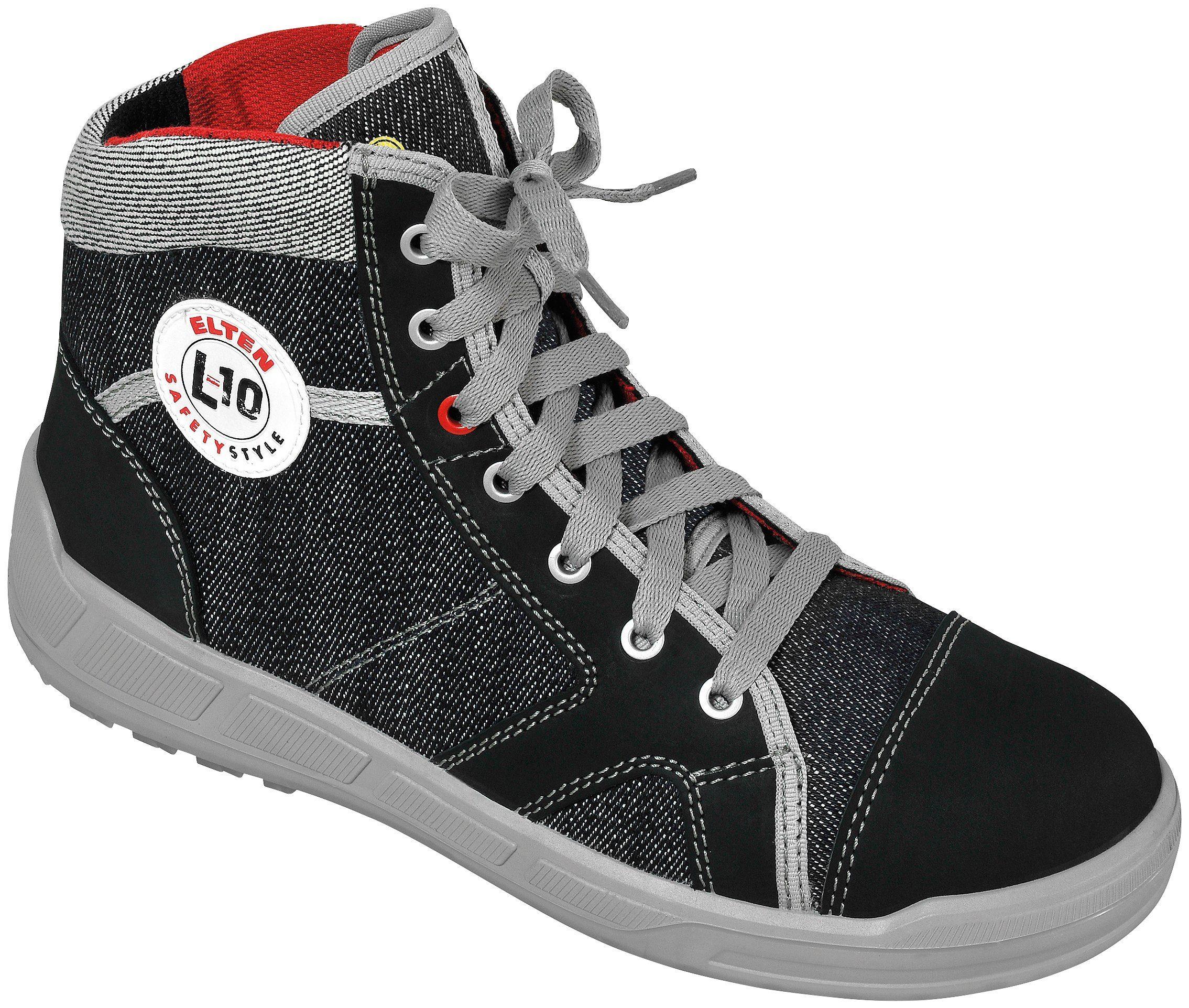 Sicherheitsschuh Sensation Up MId online kaufen  jeansblau#ft5_slash#schwarz