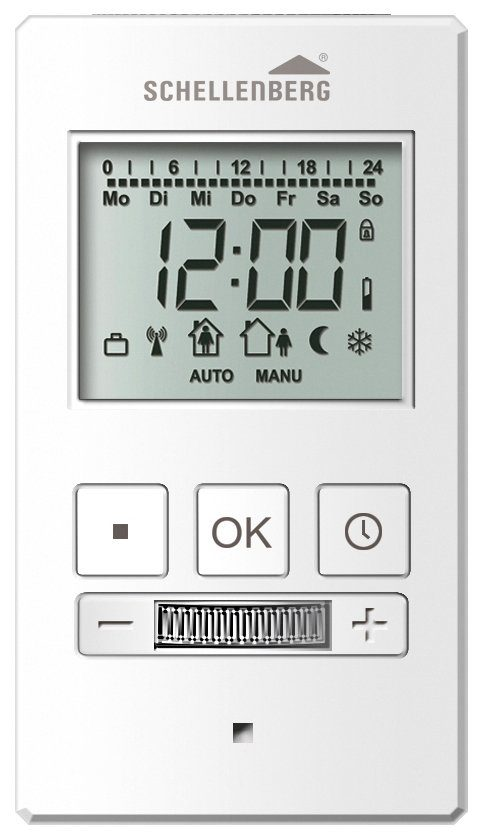 Schellenberg Heizkörperthermostat »21001«, Funk Smart Home