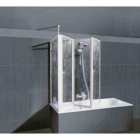 Badewannenaufsätze sind ideal um aus der Badewanne eine Dusche zu machen. Sie wollen sich erfrischen und haben keinen Platz für eine Dusche? Dann sind Badewannenaufsätze genau das Richtige für Sie.