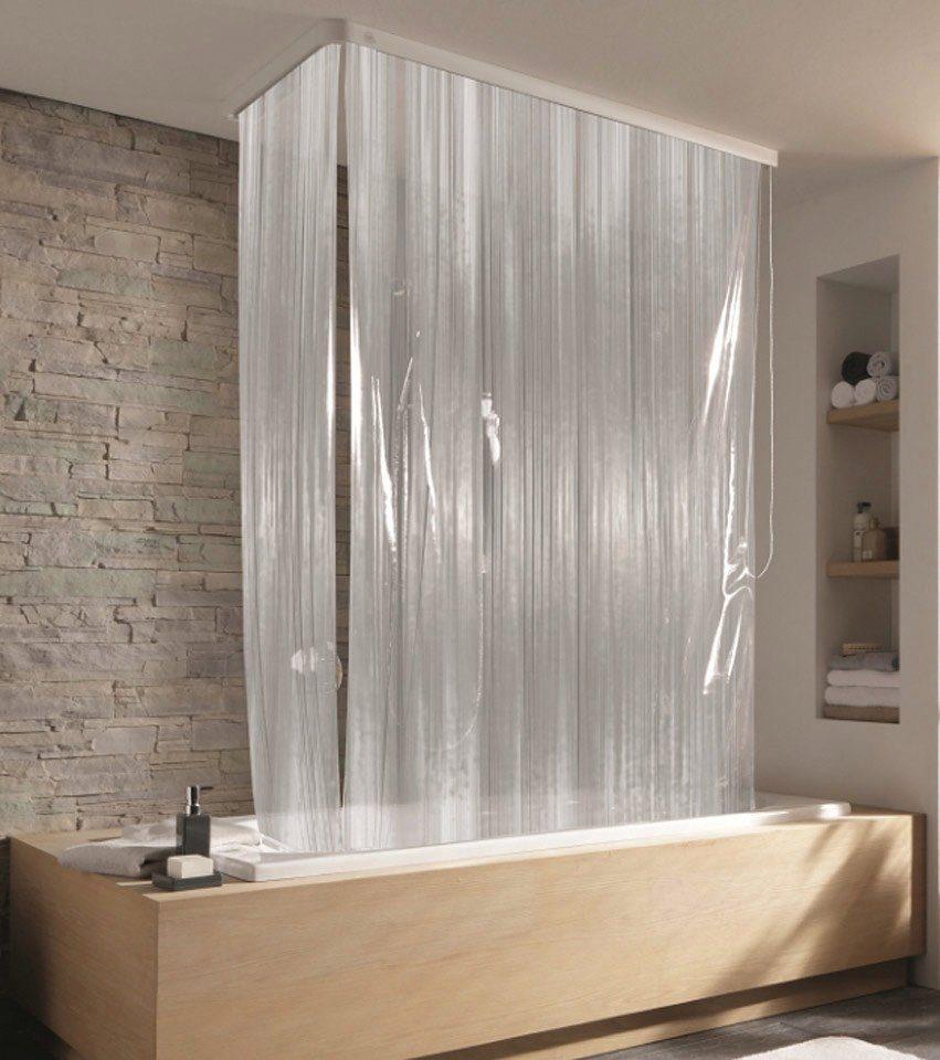 Duschvorhang ber eck es31 hitoiro - Coole duschvorha nge ...