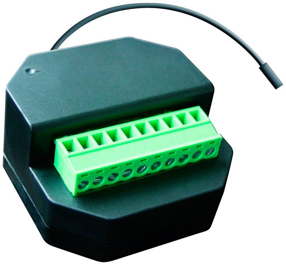 Funk-Schalter »20017 Empfangsmodul für Rollladenantriebe« in schwarz