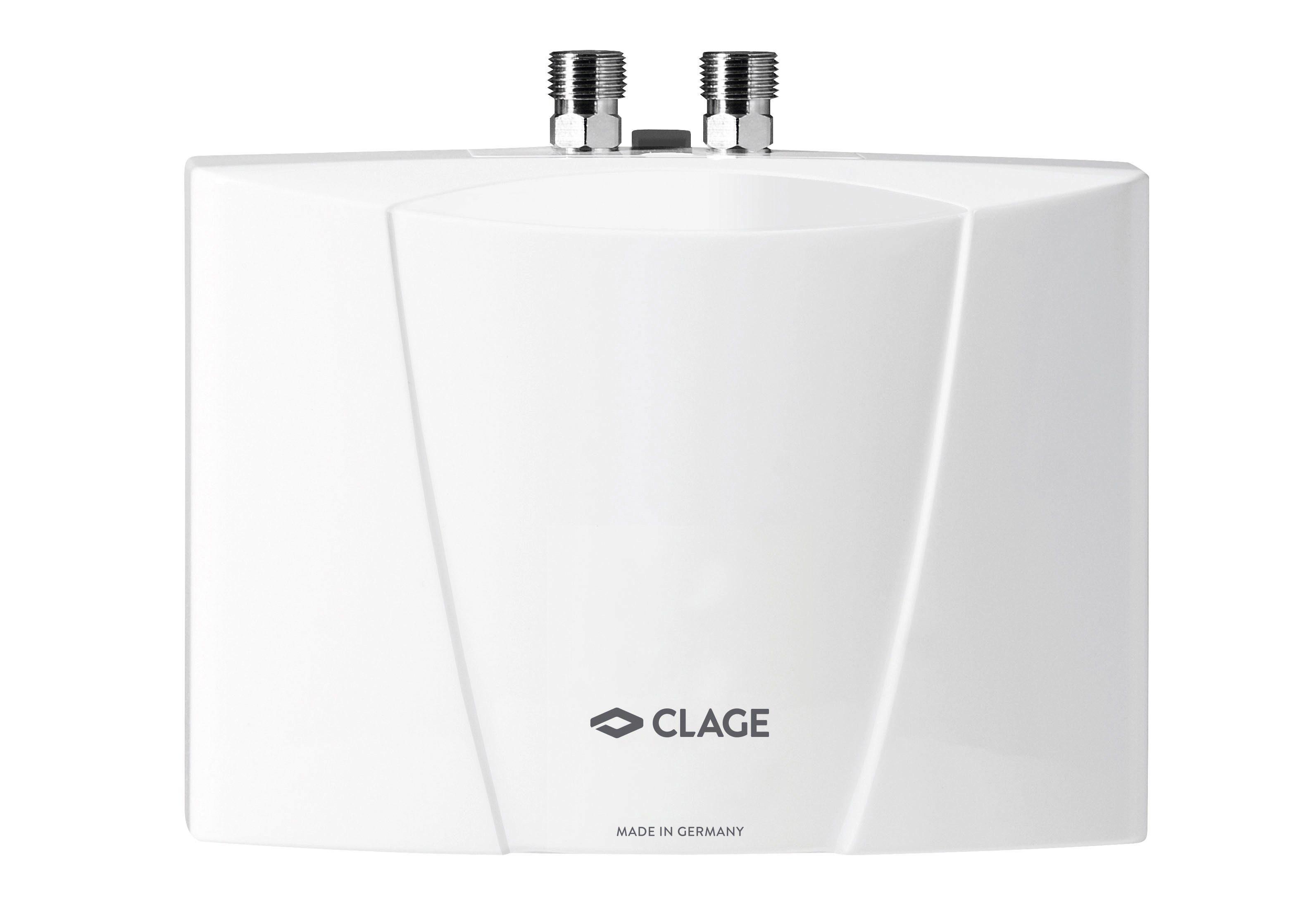 Kleindurchlauferhitzer »Clage M3«