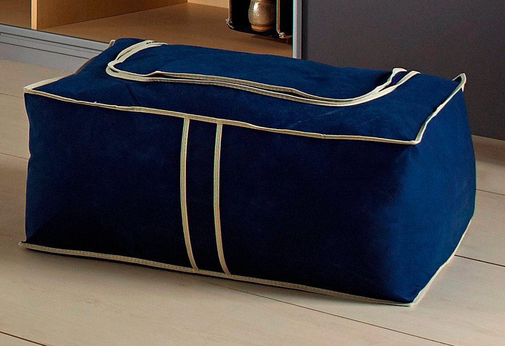 Unterbettkommode »Größe M, blau«