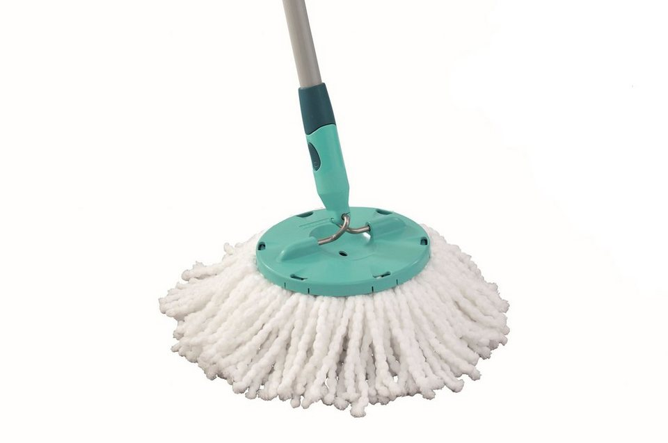 Ersatzmop »Clean Twist Mop«, 2er-Set in türkis