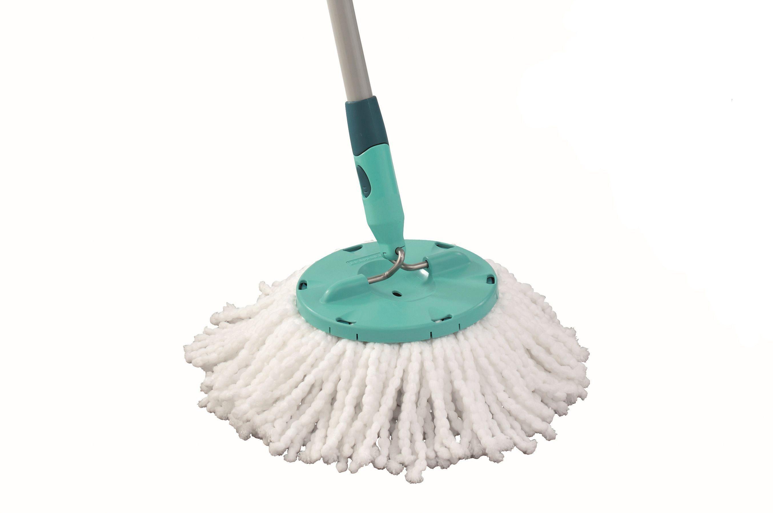 Leifheit Ersatzmop »Clean Twist Mop«, 2er-Set