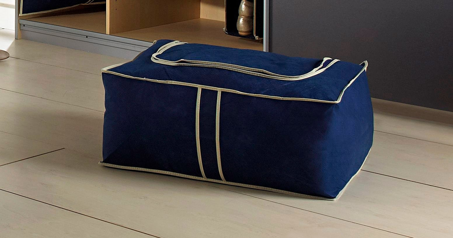 Unterbettkommode »Größe M, blau, 2er-Set«